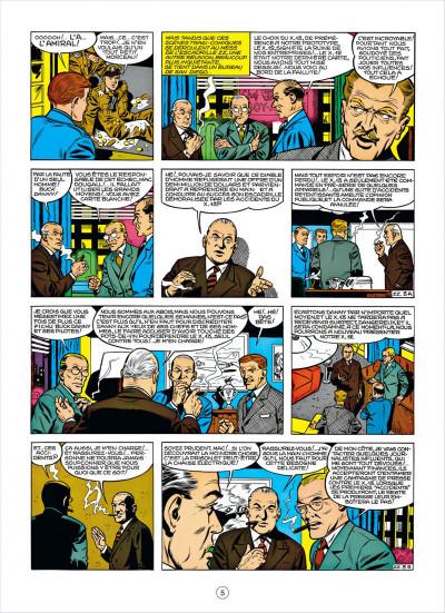 Page 5 buck danny tome 25 - escadrille zz