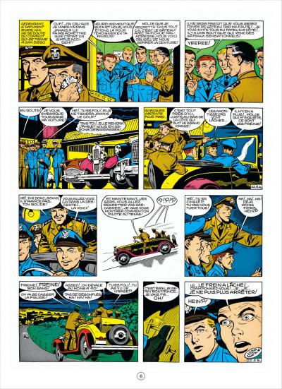 Page 6 buck danny tome 25 - escadrille zz