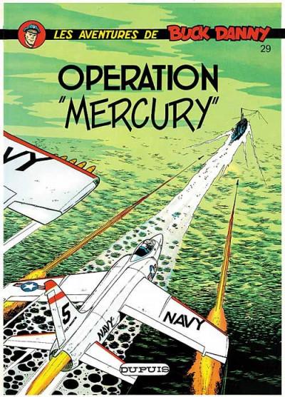 image de buck danny tome 29 - operation mercury