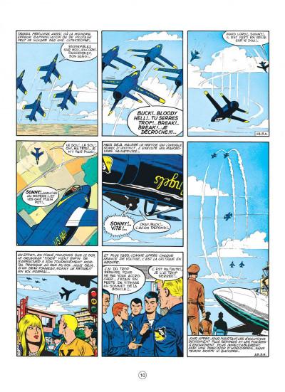Page 0 buck danny tome 36 - les anges bleus