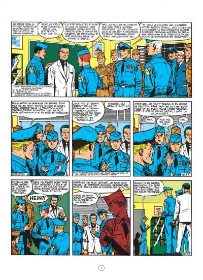 Page 7 buck danny tome 36 - les anges bleus