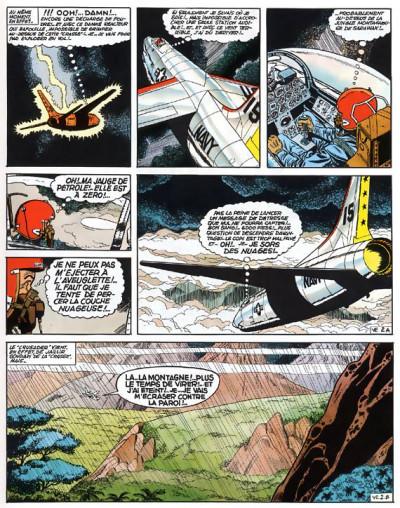 Page 2 buck danny tome 38 - la vallée de la mort verte