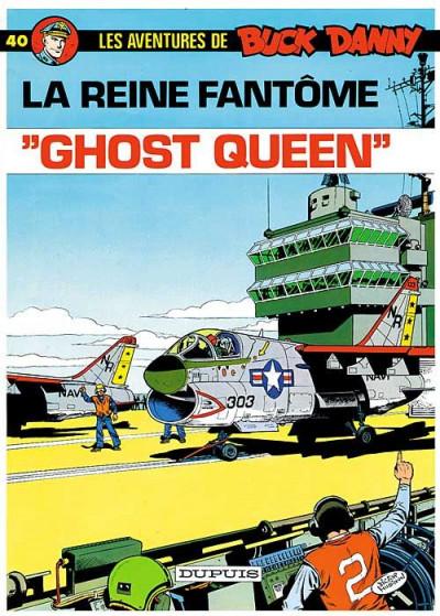 image de buck danny tome 40 - ghost queen