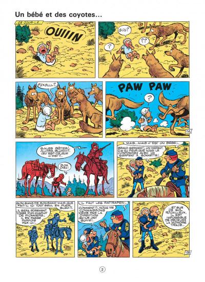 Page 2 les tuniques bleues tome 24 - baby blue
