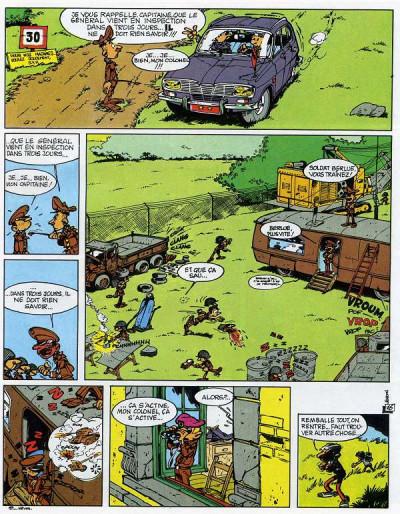 Page 2 Les petits hommes tome 19 - alerte à eslapion