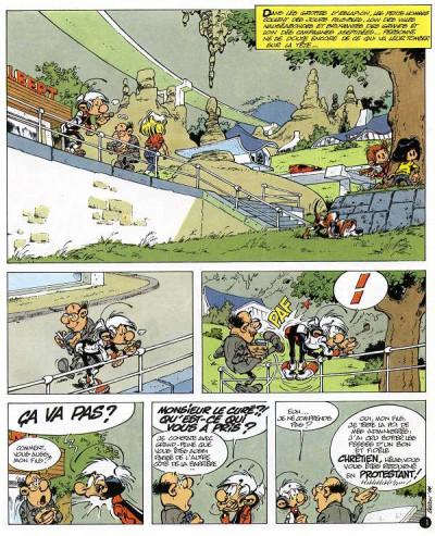 Page 2 Les petits hommes tome 18 - le pickpocket