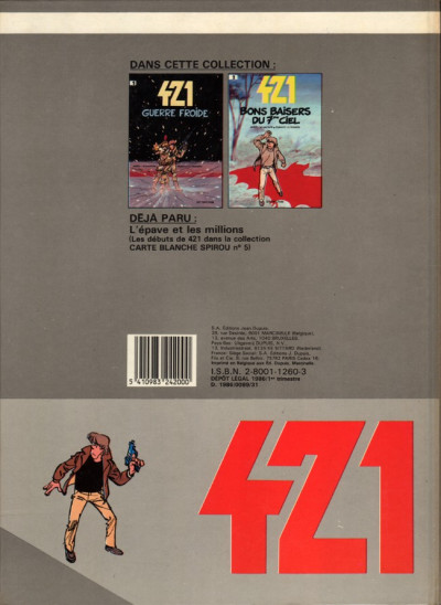Dos 421 tome 3 - suicides