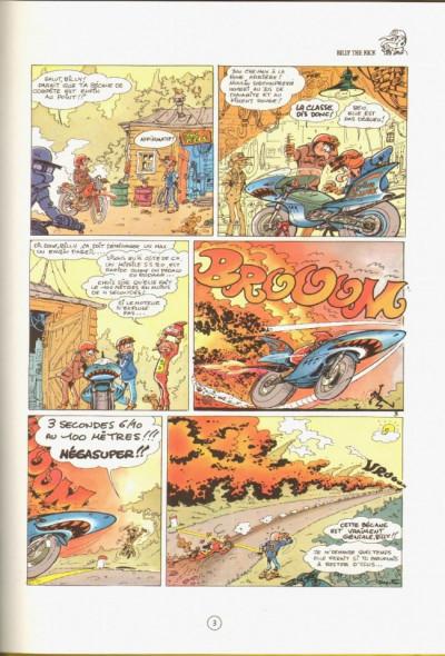 Page 1 Motards (Les) tome 1 - Motos risées (éd. 1991)