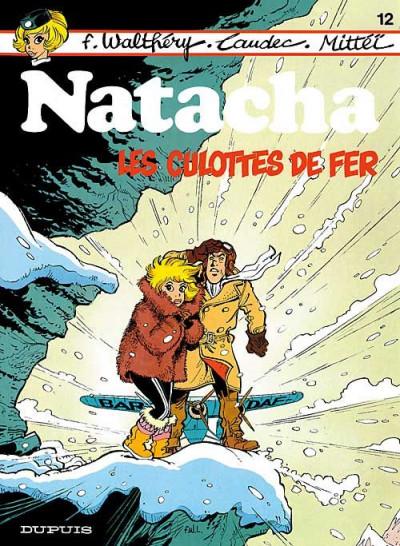 image de Natacha tome 12 - les culottes de fer