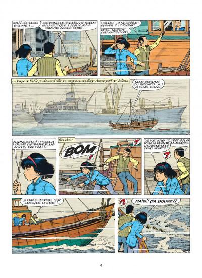 Page 4 yoko tsuno tome 16 - le dragon de hong kong