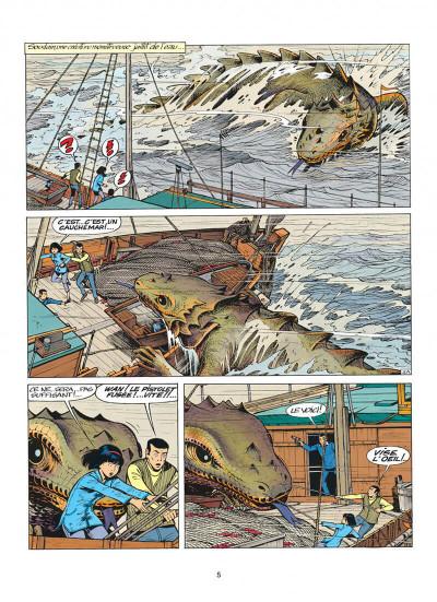 Page 5 yoko tsuno tome 16 - le dragon de hong kong