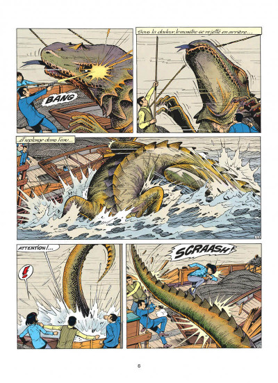 Page 6 yoko tsuno tome 16 - le dragon de hong kong