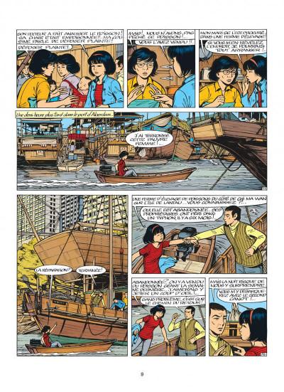 Page 9 yoko tsuno tome 16 - le dragon de hong kong
