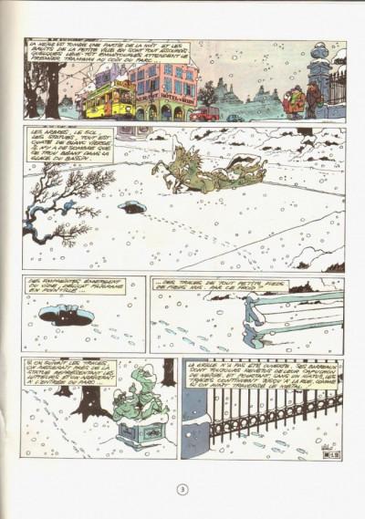 Page 1 Isabelle tome 7 - l'envoûtement du népenthès