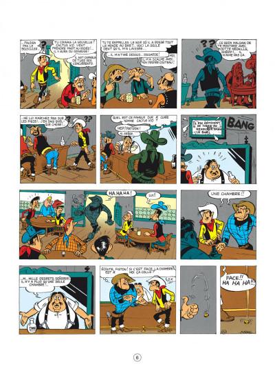 Page 6 lucky luke tome 2 - rodéo