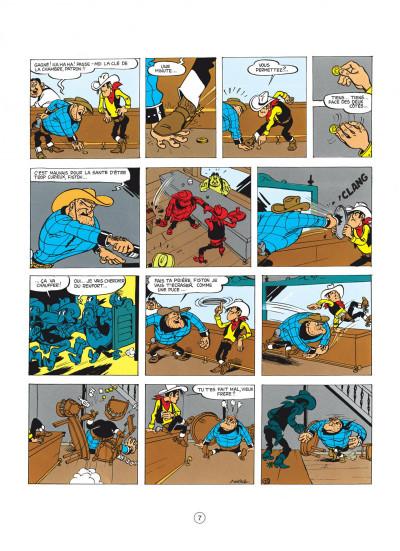 Page 7 lucky luke tome 2 - rodéo