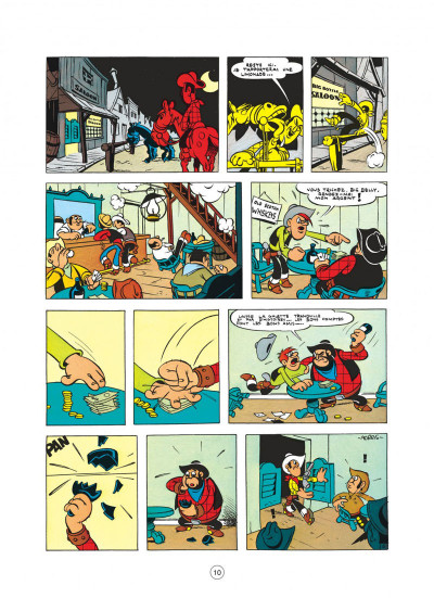 Page 0 lucky luke tome 3 - arizona