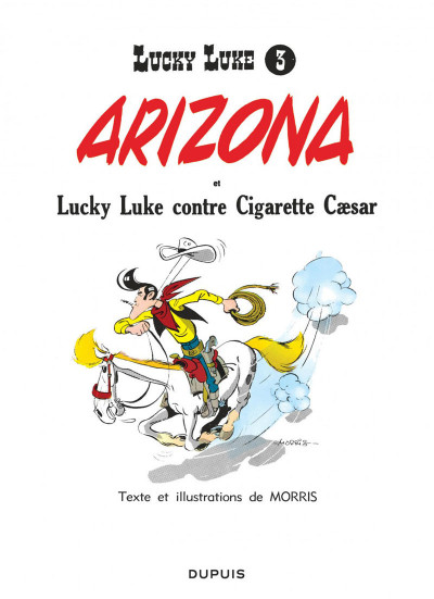 Page 3 lucky luke tome 3 - arizona