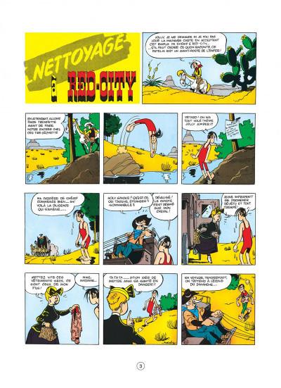 Page 3 Lucky Luke tome 5 - Contre Pat Poker