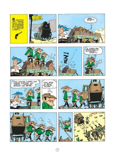 Page 7 lucky luke tome 6 - hors-la-loi