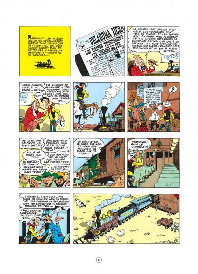 Page 8 lucky luke tome 6 - hors-la-loi