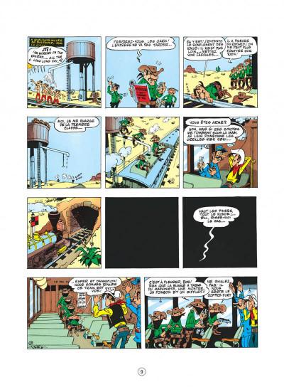 Page 9 lucky luke tome 6 - hors-la-loi