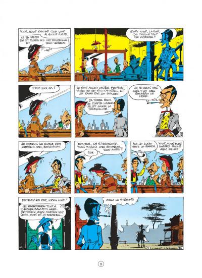 Page 9 lucky luke tome 30 - calamity jane
