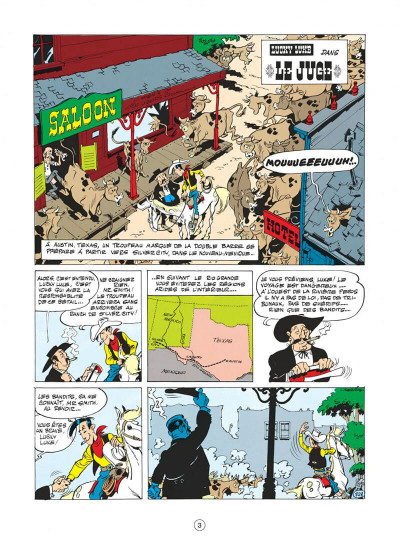 Page 3 lucky luke tome 13 - le juge