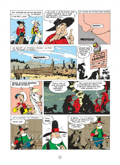 Page 6 lucky luke tome 13 - le juge
