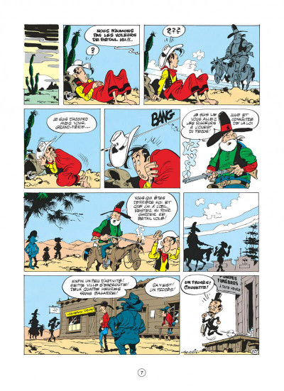 Page 7 lucky luke tome 13 - le juge