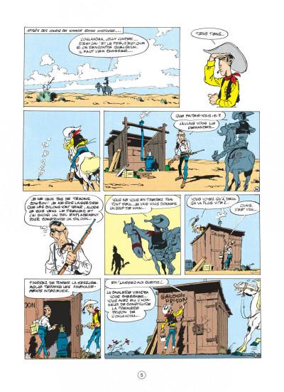 Page 1 lucky luke tome 14 - ruée sur l'oklahoma