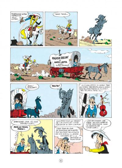 Page 6 lucky luke tome 14 - ruée sur l'oklahoma