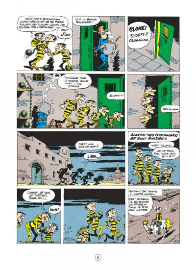 Page 2 Lucky Luke tome 15 - l'évasion des Dalton