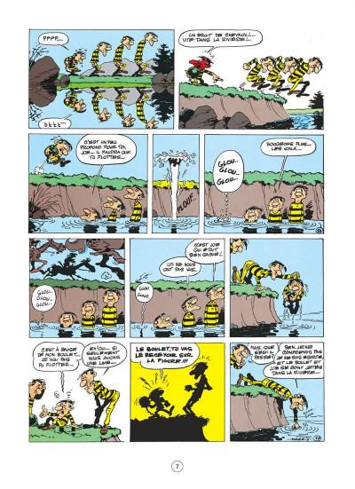 Page 7 Lucky Luke tome 15 - l'évasion des Dalton