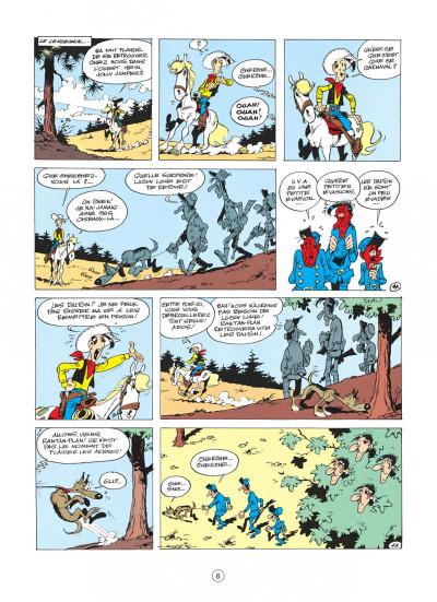 Page 2 lucky luke tome 17 - sur la piste des dalton