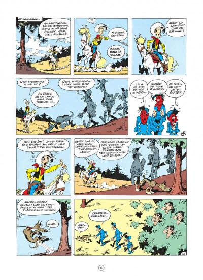 Page 6 lucky luke tome 17 - sur la piste des dalton