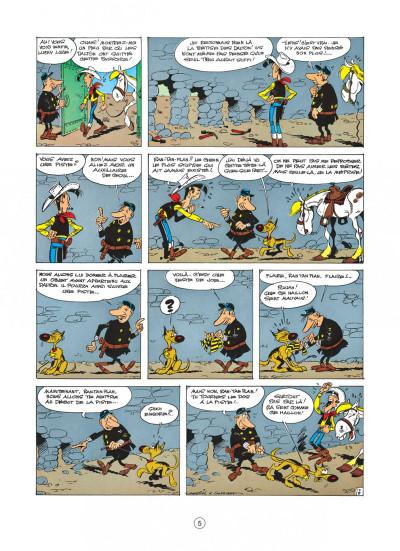 Page 1 lucky luke tome 22 - les dalton dans le blizzard