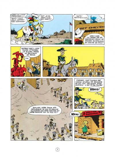 Page 7 lucky luke tome 27 - le 20ème de cavalerie
