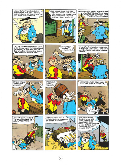 Page 4 lucky luke tome 8 - phil defer