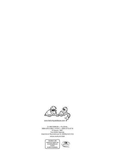 Page 2 les tuniques bleues tome 26 - l'or du quebec
