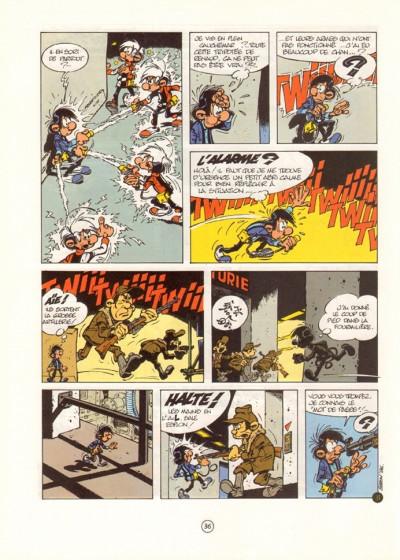 Page 2 Les petits hommes tome 21 - les 6 clones