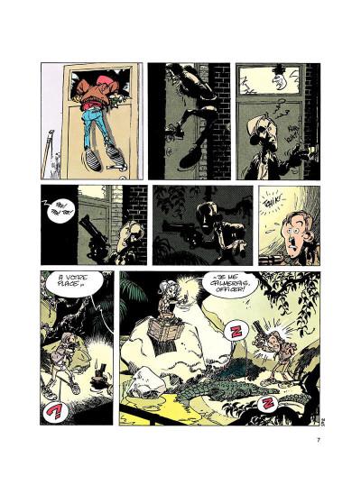 Page 6 soda tome 1 - un ange trépasse