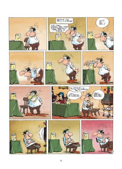 Page 5 les femmes en blanc tome 3 - superpiquées