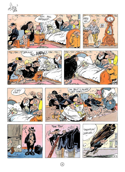 Page 3 pierre tombal tome 4 - des os pilants