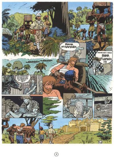 Page 3 421 tome 6 - les enfants de la porte