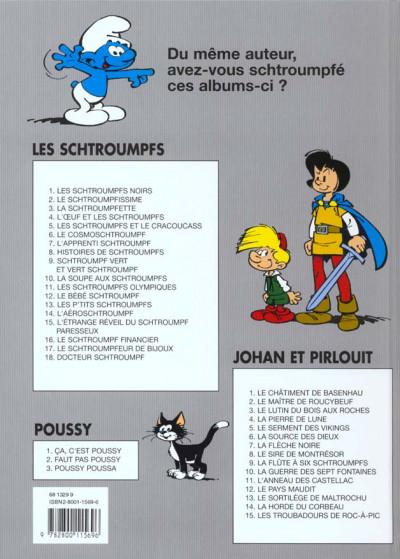 Dos les schtroumpfs tome 13 - les p'tits schtroumpfs