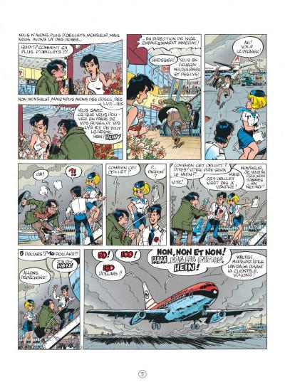 Page 5 natacha tome 13 - les nomades du ciel