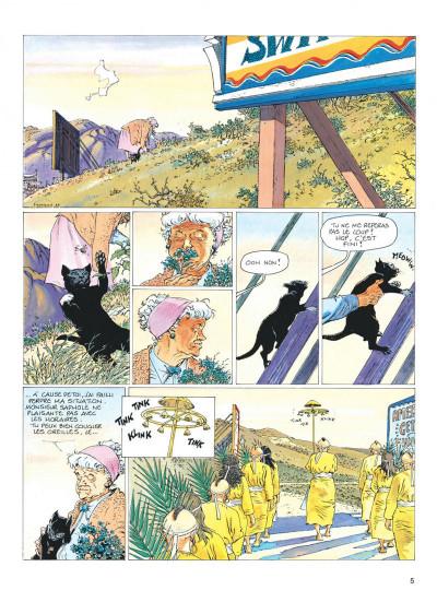 Page 5 jeremiah tome 13 - strike
