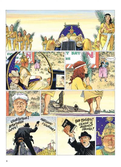 Page 6 jeremiah tome 13 - strike