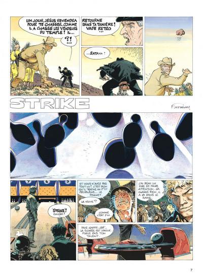 Page 7 jeremiah tome 13 - strike